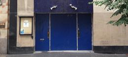 Center Main Doors
